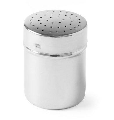 Hendi Edelstahl Shaker | PeperZoutstrooier | Ø55x (H) 75 mm