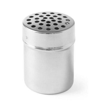 Hendi Stainless steel shaker | Kaasstrooier | Ø55x (H) 75mm