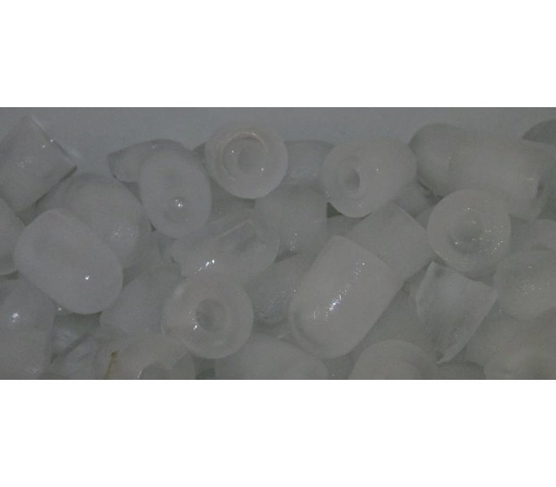 Saro Ice cube maker - 45 kg / 24h - 10 kg Stock Container - 2 Year Warranty - RECOMMENDED!