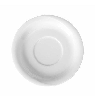 Hendi Schotel 150x20 mm Exclusiv - Voor kop 170 ml / 230 ml