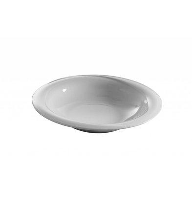 Hendi Pasta Teller - 30 cm - Exclusiv - Weiß - Porzellan
