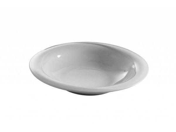 Hendi Pasta plate - 30 cm - Exclusiv - White - Porcelain
