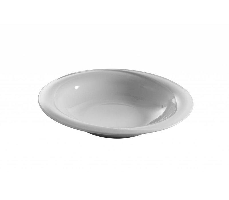Hendi Pasta bord - 30 cm - Exclusiv - Wit - Porselein