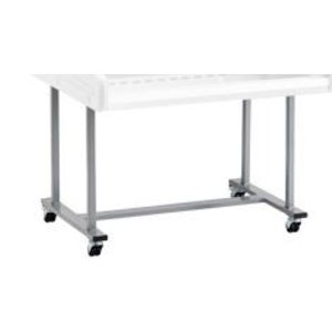 Diamond Undercarriage on Wheels for Display Counter