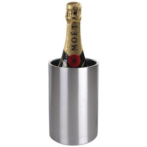 XXLselect Wine cooler / Champagne cooler - Double-walled stainless steel - Ø12cm x 20 (H) cm