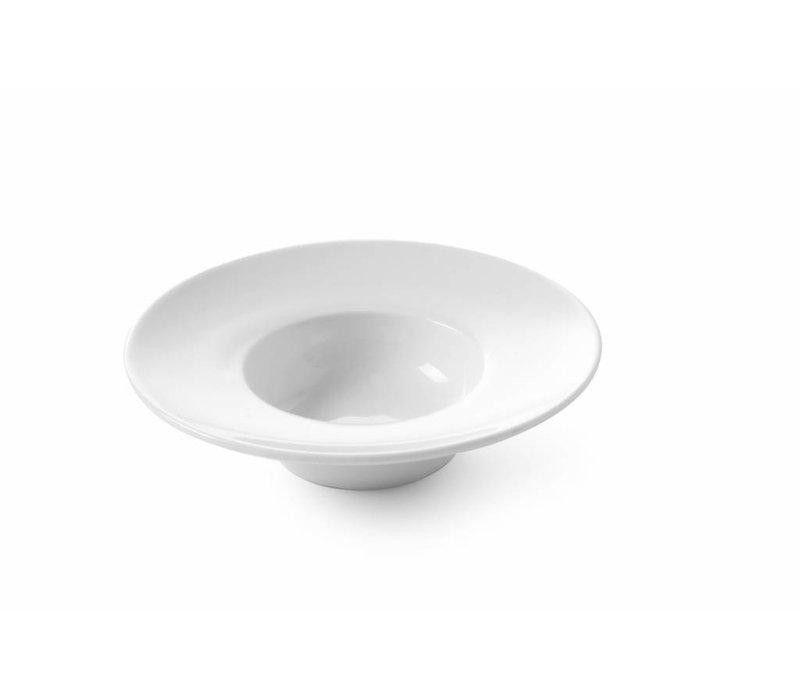 Hendi Tapas Bowl Plato set 6 - 100x25 mm - White - Porcelain