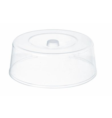 Hendi Kuchen Stolp Afdekstolp HE523827 | Polystyrol Afdekstolp | Ø300x110mm