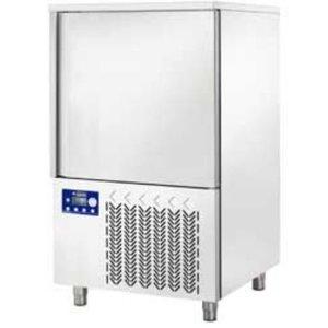 Diamond Blast Chiller / Quick Freezer / Cooler Fast - 10 x 1/1 GN - 81x83x (h) 137cm - 400V