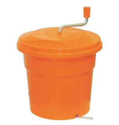 XXLselect Salatschleuder - 10 Liter