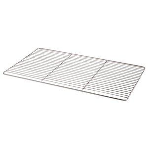 XXLselect Toaster Edelstahl | Kühlfach Gitter | 600x400mm