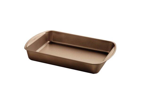 XXLselect Dish Backblech - Antihaft - 38x28x6cm