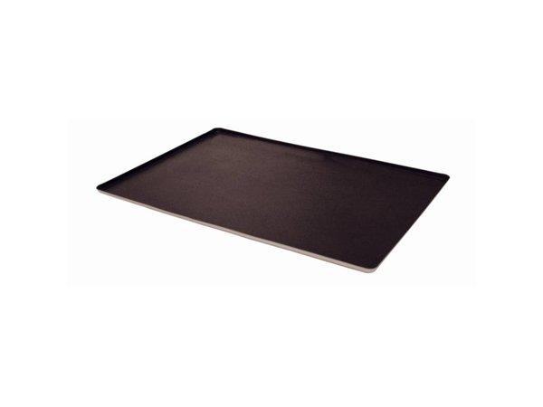 XXLselect Grillplatte aus Aluminium | Antihaft | Befehl | Gebäck | 600x400mm