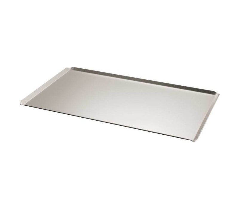 XXLselect Baking tray Aluminium | Beveled Edge | Patisserie | 600x400mm