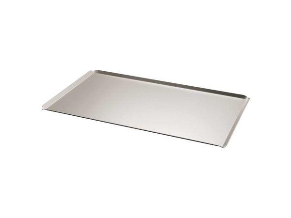 XXLselect Aluminium Backblech Bevel - 1 / 1GN - 530x325mm