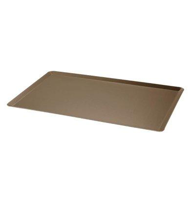 XXLselect Bakplaat Plaatstaal | Schuine Rand | 1/1GN | 530x325mm