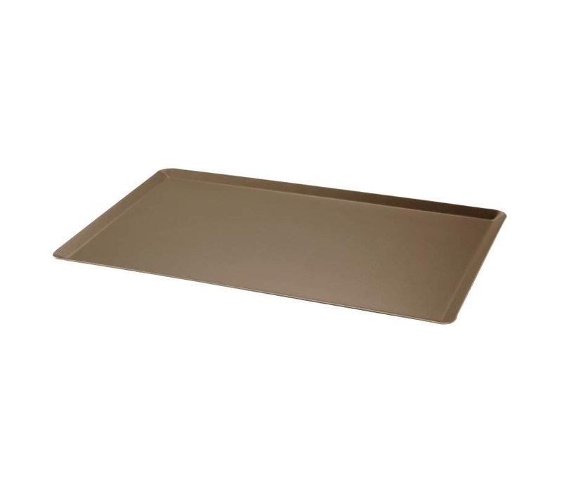 XXLselect Griddle strips   Cast iron Bevel Edge   1 / 1GN   530x325mm
