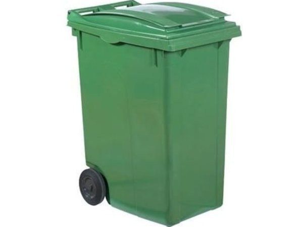 XXLselect Waste container Wheels- 240 Liter - Available in 4 colors