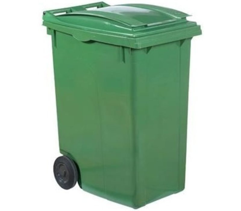 XXLselect Abfallbehälter Felgen- 360 Liter Grün