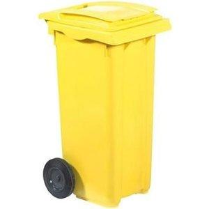 XXLselect Afvalcontainer op Wielen- 120 Liter - Beschikbaar in 4 Kleuren