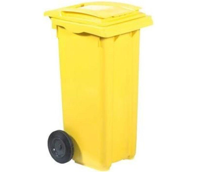 XXLselect Afvalcontainer op Wielen- 80 Liter - Beschikbaar in 4 Kleuren
