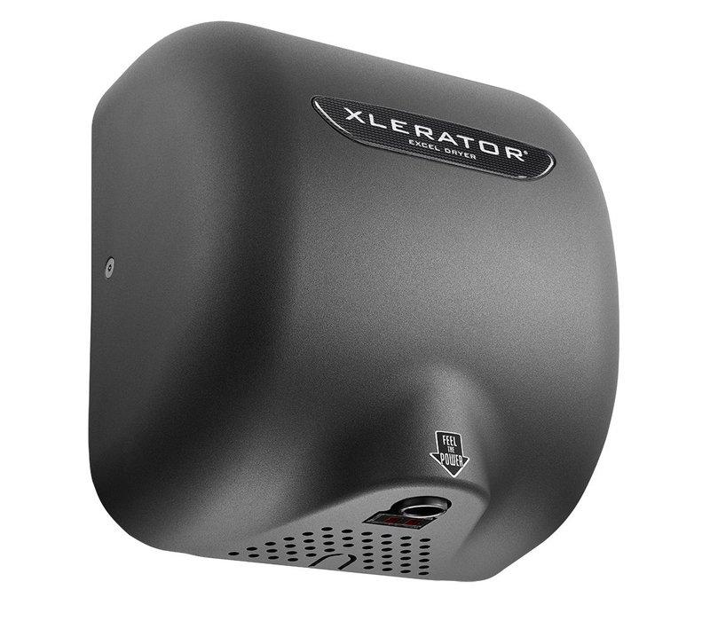 Xlerator XLerator Handdryer Anthracite | Very Powerful | 10 sec | 1400W | Graphite Scratch resistant