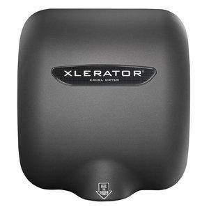 Xlerator Xlerator Handdroger Antraciet | Zeer Krachtig | 10 sec | 1400W | Graphite Krasbestendig