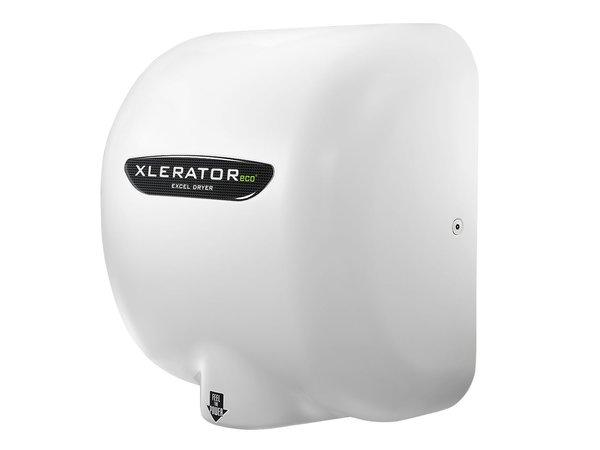 Xlerator XLerator Händetrockner Eco | Energie-effiziente | 12 sec | Weiß | 500W | Umweltfreundlich