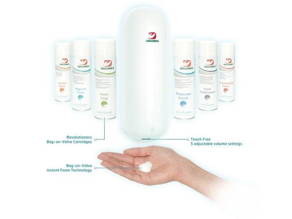 XXLselect Schaumseifenspender | Automatisch mit Sensor | Foam Soap, Alkohol, Desinfektions- | NEU!