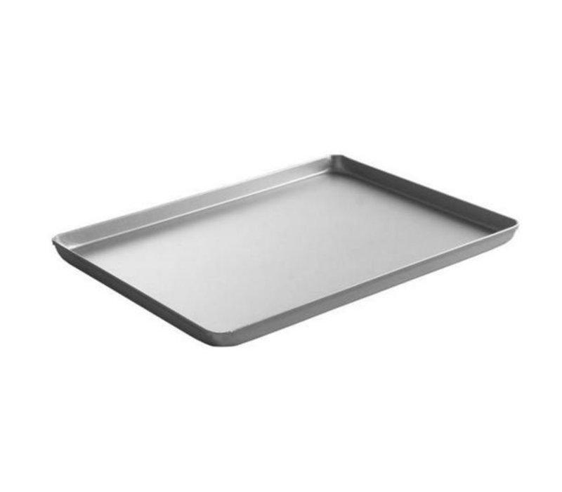 Hendi Tray Aluminium | Silver-colored | 400x300x (H) 20mm