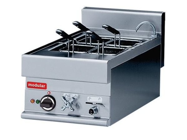 Modular Pasta Cooker 650 Modular - Power - 1/1 GN - with drain tap - 6 kW - 400V