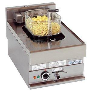 Modular Friteuse 650 Modular - Elektrisch - 10 Liter - 40x65x(h)28cm - 7,5 kW - 400V