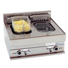 Modular Fryer 650 Modular - Power - 2 x 10 Liter - 70x65x (h) 28cm - 15 kW - 400V