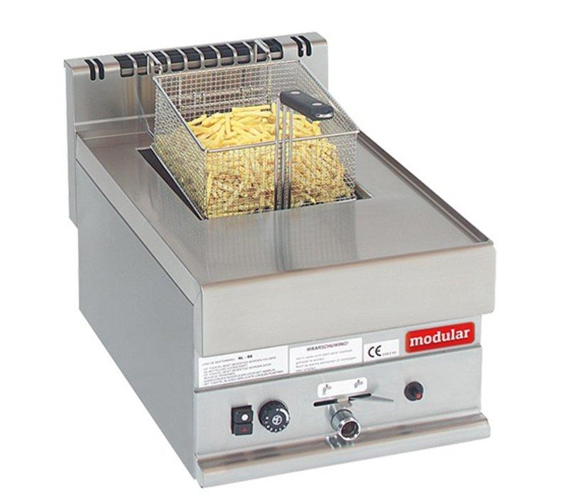 Modular Fryer 650 Modular   Propane   8 Liter   6.3 kW   400x650x (H) 280mm