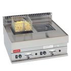 Modular 650 Modular Gas Fryer | 2x8 Liter | 12,6kW | 700x650x (H) 280mm