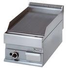Modular 650 Modularer Grillplatte - Gas - Gerippte - 40x65x (h) 28 cm - 5,7 kW
