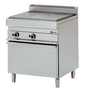 Modular Plates Stove - 650 Modular - Gas - With Oven - 70x65x (h) 85cm - 13.2 kW