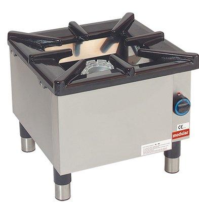 Modular Hokker - Propane - 55x55x (h) 50cm - 8.8 kW