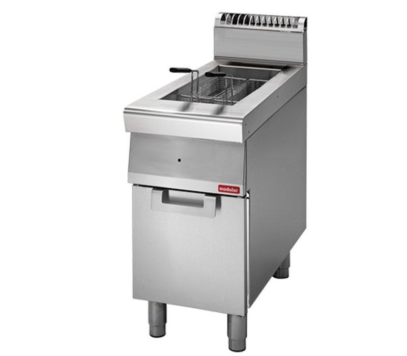 Modular fryer | 700 Modular Gas | 13 Liter | 10,2 kW | With Mount | 40x70x (h) 85cm