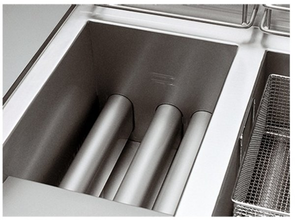 Modular Friteuse | Gas | 700 Modular | 2x13 Liter | 20,4kW | Met Onderstel | 70x70x(h)85cm