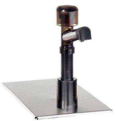 Bartscher Sausdispencer (pump and lid) - 1/3 GN