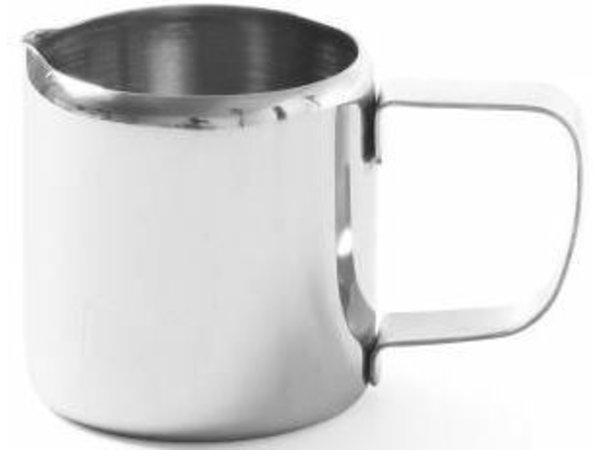 Hendi Roomkannetje | Edelstahl | 0,05 Liter | 40x40mm