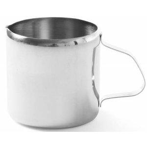 Hendi Roomkannetje | Stainless steel | 0.15 Liter | 60x60mm