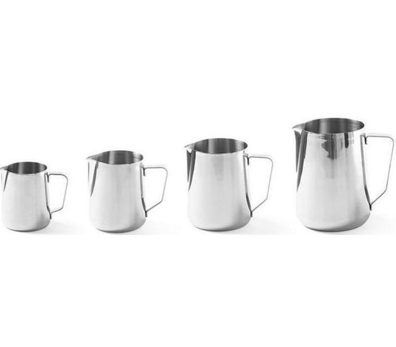Hendi MelkWaterkan Luxus | Edelstahl | 0,6 Liter | 112x120x161mm