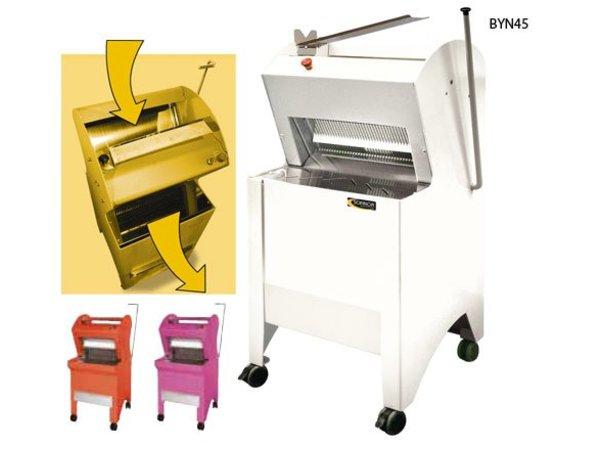 Sofinor Broodsnijmachine | Wit | Semi-Automatisch | Brood via Bovenzijde | 550W