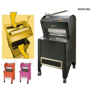 Sofinor Brotschneidemaschine | Black | Automatik | Brot über Top | 550W