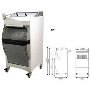 Sofinor Self Service Broodsnijmachine | Automatisch | 550W