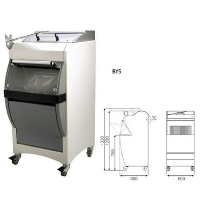 Sofinor Self Service Broodsnijmachine | Automatisch | 550W