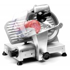 Hendi Snijmachine Profiline | 230V | 200W | 385x410x(H)340mm | Ø195mm