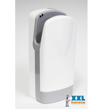 VAMA Hand Dryer White - 60dB - Very Quiet | 10-12 sec Hands-on | XXL OFFER!