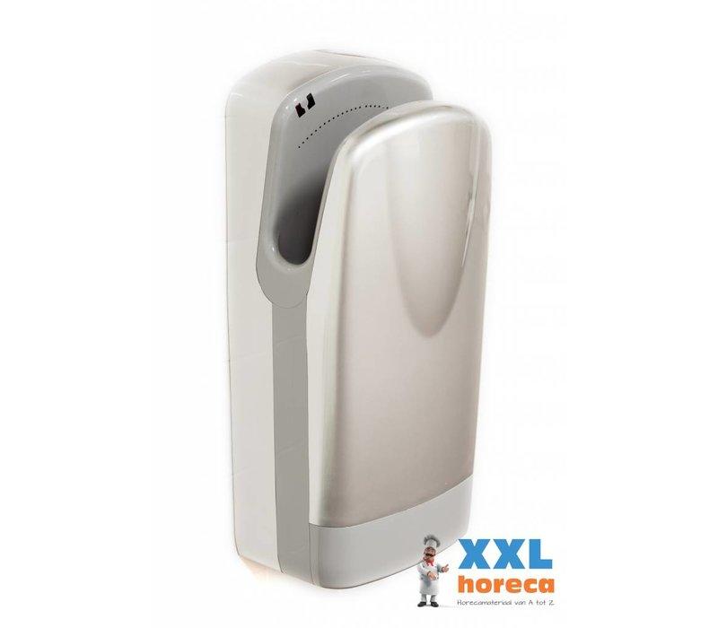 VAMA Hand Dryer Grey - 60dB - Very Quiet | 10-12 sec Hands-on | XXL OFFER!